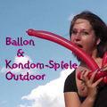 Amteurgirl zeigt heissen Ballon Sex
